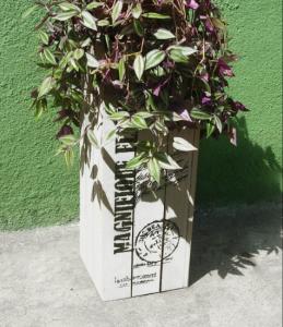 Helena plantenbak rechthoek