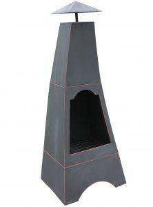 Pisa Firepit 60x49x151cm art.nr. DC-FG484